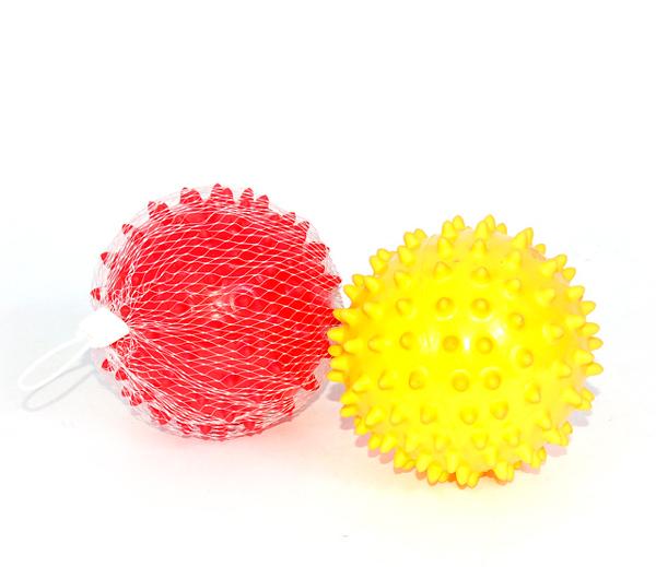 Мячи и прыгуны Затейники Мяч с шипами 10 см