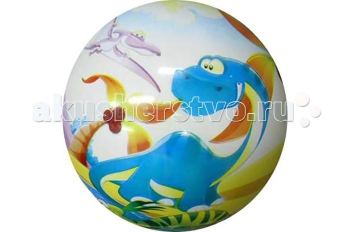 Затейники Мяч Динозавры 23 смМяч Динозавры 23 смЗатейники Мяч Динозавры - это мяч, который станет прекрасным подарком для любого ребенка. Игры с ним развивают мышечную силу, усиливают работу легких и сердца и улучшают обмен веществ.   Модель предназначена для игр внутри помещения и на открытом воздухе.<br>