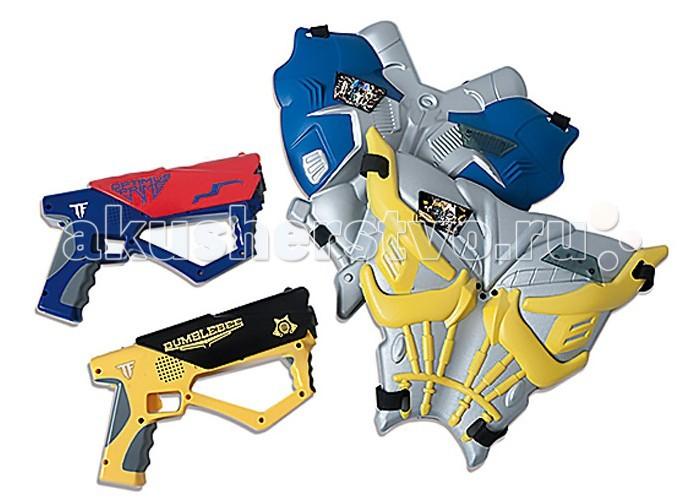 IMC toys Набор  с жилетами и пистолетами с инфракрасным лучом Transformers