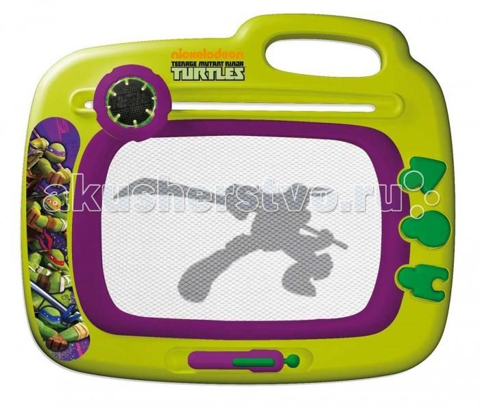 Доски и мольберты IMC toys Nickelodeon Доска магнитная Черепашки Ниндзя