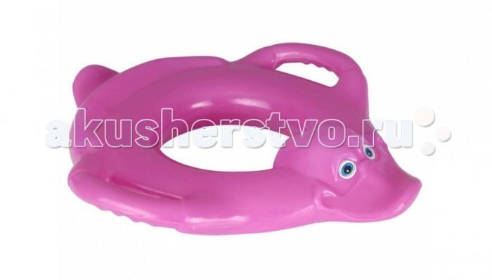 Pilsan Накладка на унитазНакладка на унитазPilsan Duct Seat Cover Adapter - Представляет собой сиденье в форме забавной уточки с ручками. Прост и удобен в использовании, компактен, занимает мало места. Благодаря данному сиденью, Ваш малыш с удовольствием будет привыкать использовать туалет. Вес (грамм): 500 Гарантия: 2 года Максимальная нагрузка: 10 кг  Размеры:  ширина - 43 см  длина - 36 см  высота - 8,5 см  Цвета в ассортименте!<br>