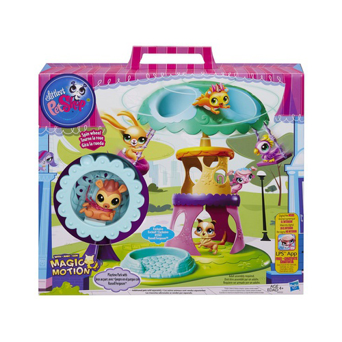 Littlest Pet Shop ������� ����� �������� � ��������� ����������