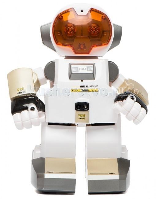 Интерактивная игрушка Silverlit Робот Echo (Эхо) с функцией записи голоса