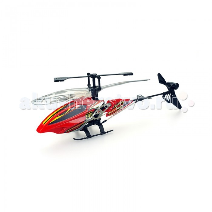 Silverlit 3-х канальный вертолет с 2 режимами управления3-х канальный вертолет с 2 режимами управленияТрехканальный вертолет – игрушка нового поколения 3-х канальный вертолет с 2 режимами управления подарит множество эмоций и ребенку, и родителем, ведь это удивительная и уникальная игрушка с функцией зависания в воздухе. Эти вертолеты на р/у снабжены трехканальным управлением, видеокамерой и светодиодной подсветкой. Вертолет оснащен пультом управления с ЖК-дисплеем и USB-кабелем. Во время работы цифровой видеокамеры все изображения, которые она снимает, транслируются на экран пульта управления.  Игрушка от Silverlit работает не только от пульта, идущего в комплекте, но и с использованием системы Bluetooth, которая обеспечивается через iPod, iPad или iPhone (для этого нужно скачать специальное программное обеспечение). Во время игры вертолет не просто летает, а совершает самые разнообразные трюки. Такие радиоуправляемые игрушки заряжаются от USB-кабеля, подключенного к компьютеру, если вертолет будет заряжаться в течение получаса, то после этого он сможет летать в течение 10 минут.   Во время полета вертолета раздаются реалистичные звуки работающего двигателя. Управлять вертолетом можно на расстоянии до 10 метров, при этом через Bluetooth можно управлять полетом даже тогда, когда вертолета нет в поле зрения. Игрушка способствует развитию пространственного и аналитического мышления, координации движений.  Продукция сертифицирована, экологически безопасна для ребенка, использованные красители не токсичны и гипоаллергенны.<br>
