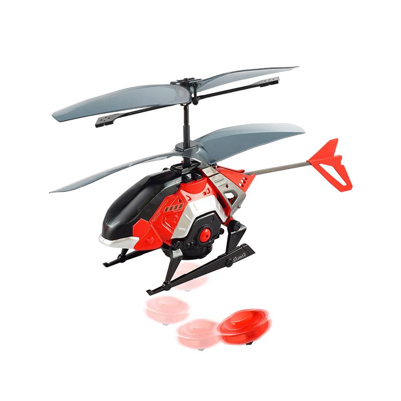 Silverlit 2-х канальный Боевой вертолет 3 в 1