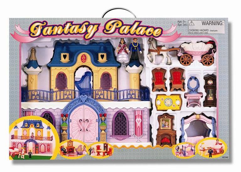 Keenway Fantasy Palace ������ � ������� � ����������