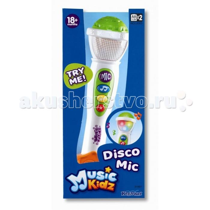 Музыкальная игрушка Keenway Music Kidz Аналог 31919 Микрофон