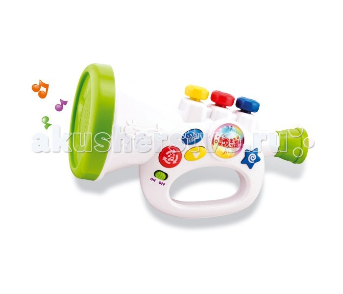 Музыкальная игрушка Keenway Игрушка Труба Music Kidz