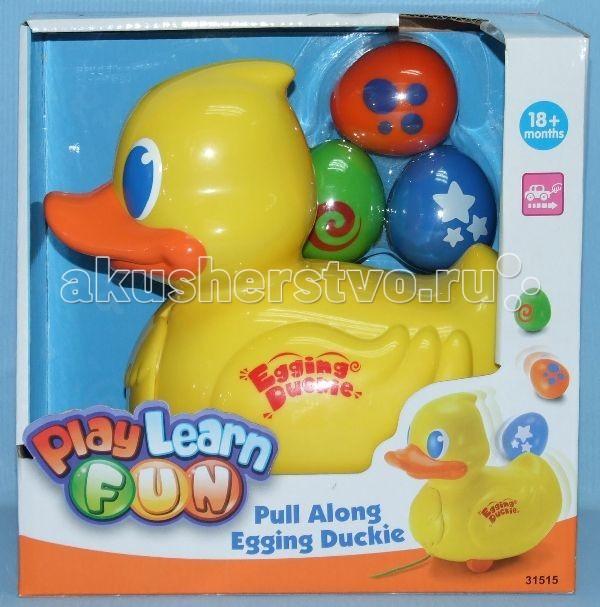 Каталки-игрушки Keenway Утка с яйцами