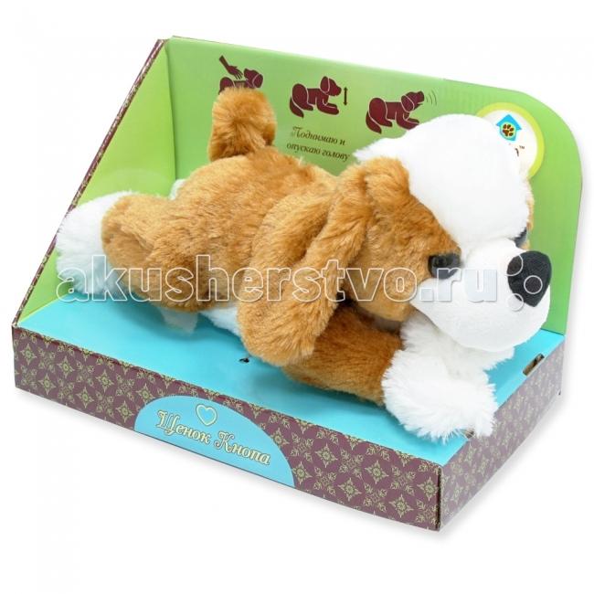 Интерактивная игрушка LAPA House  Собака Кнопа
