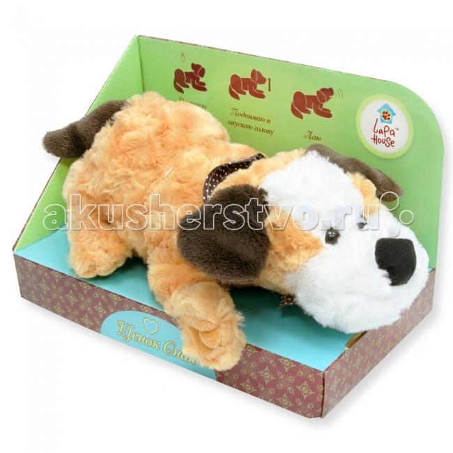 Интерактивная игрушка LAPA House  Собака Снап
