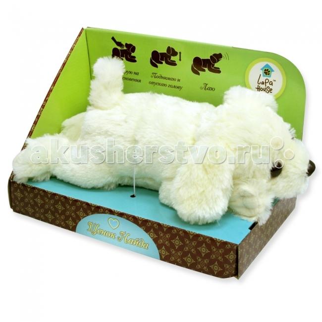 Интерактивная игрушка LAPA House  Собака Найда