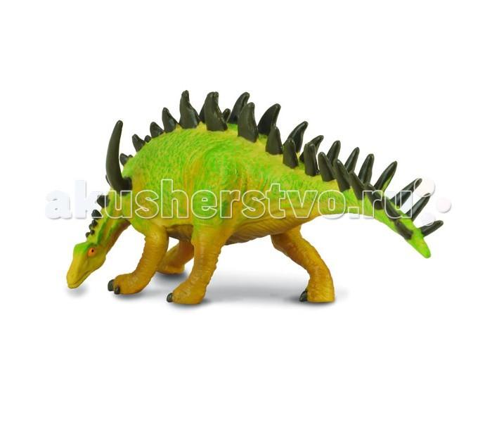 Gulliver Collecta Фигурка Лексовизавр 12 смCollecta Фигурка Лексовизавр 12 смGulliver Collecta Фигурка Лексовизавр является уменьшенной копией настоящего лексовизавра.  Особенности: Лексовизавр - это самый уникальный шипастый динозавр. Декоративная фигурка станет изысканным и уникальным сувениром, и понравится как детям, так и их родителям. Фигурка изготовлена из высококачественной пластмассы и раскрашены вручную.  Размеры: 3.2 х 12 х 4.7 см<br>