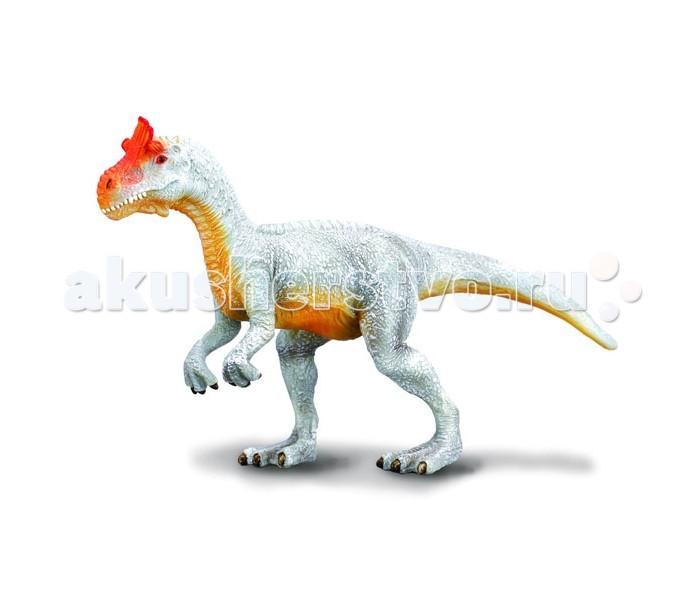 Gulliver Collecta Фигурка Криолофозавр 12 смCollecta Фигурка Криолофозавр 12 смGulliver Collecta Фигурка Криолофозавр является уменьшенной копией настоящего криолофозавра.  Особенности: Даже если криолофозавр не царь динозавров, корону у него никто не отнимет. А большой хвост, сильные лапы и белозубая улыбка внушат любому еще большее уважение к этому благородному животному. Декоративная фигурка станет изысканным и уникальным сувениром, и понравится как детям, так и их родителям. Фигурка изготовлена из высококачественной пластмассы и раскрашены вручную.<br>