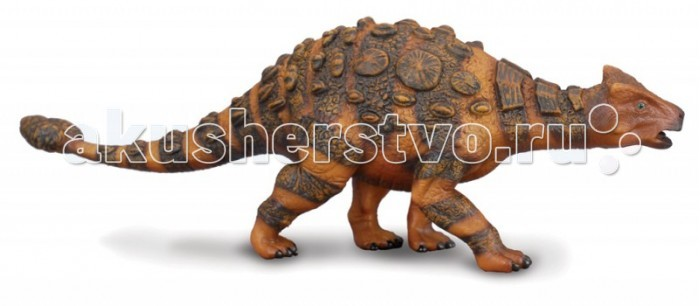 Gulliver Collecta Фигурка Анкилозавр 17 см