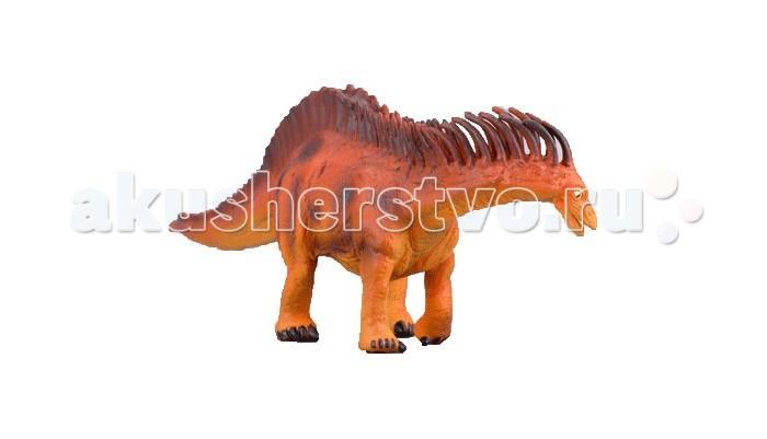 Gulliver Collecta Фигурка Амаргазавр 12 смCollecta Фигурка Амаргазавр 12 смGulliver Collecta Фигурка Амаргазавр является уменьшенной копией настоящего амаргазавра. Кажется, что игрушка вот- вот оживет.  Особенности: Все детали тела динозавра тщательно проработаны, что способствует развитию воображения и тактильных ощущений у ребёнка во время игры. Декоративная фигурка станет изысканным и уникальным сувениром, и понравится как детям, так и их родителям. Фигурка изготовлена из высококачественной пластмассы и раскрашены вручную.<br>
