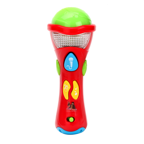 Музыкальная игрушка Умка Микрофон Маша и Медведь