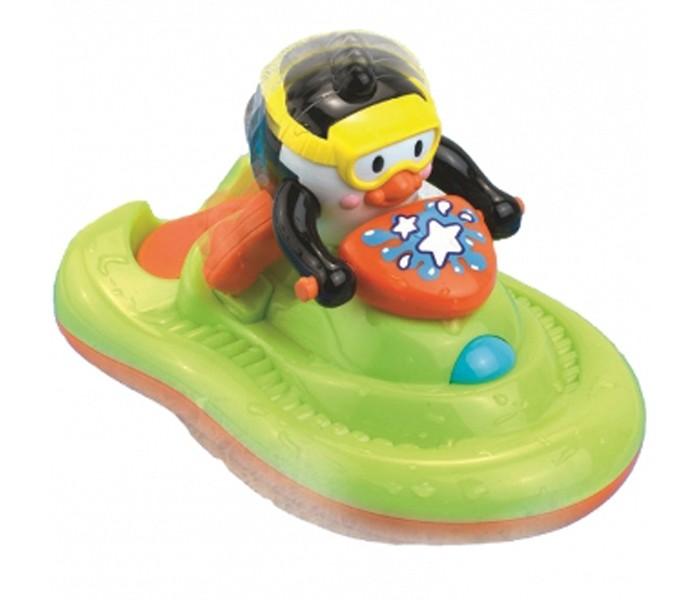 Hap-p-Kid Игрушка для купания Пингвиненок на карте