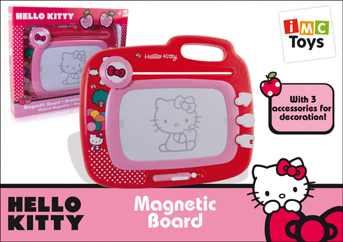 Доски и мольберты IMC toys Доска магнитная Hello Kitty