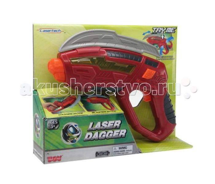 Игрушечное оружие Happy Kid Трансформируемый пистолет-кортик