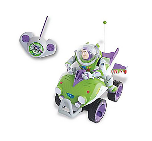 IMC toys Disney Квадроцикл Toy story на радиоуправлении