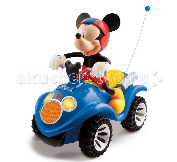 IMC toys Disney Квадроцикл + фигурка Mickey Mouse на радиоуправлении