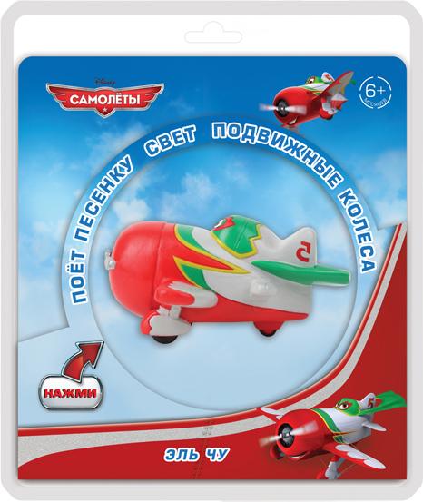 Играем вместе Самолет Disney Эль Чу