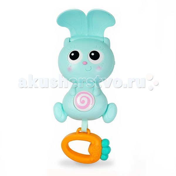 Подвесная игрушка Ouaps Беби Бани панель на кроватку