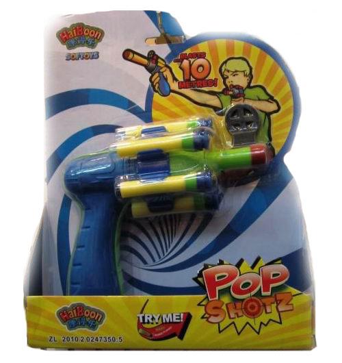 Игрушечное оружие Pullman Набор для игр на открытом воздухе Юный стрелок 2