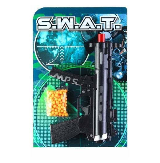 Игрушечное оружие Pullman S.W.A.T. Игровой набор автомат и пульки