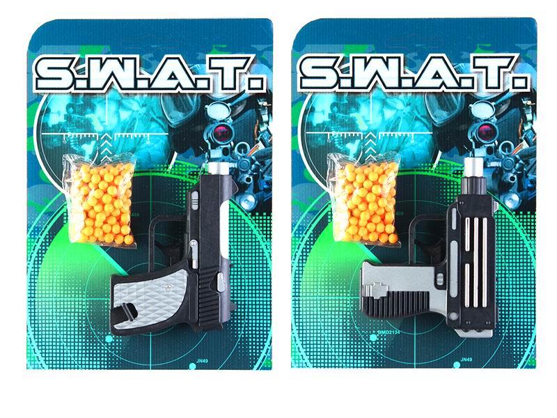 Игрушечное оружие Pullman S.W.A.T. Игровой набор пистолет и пульки