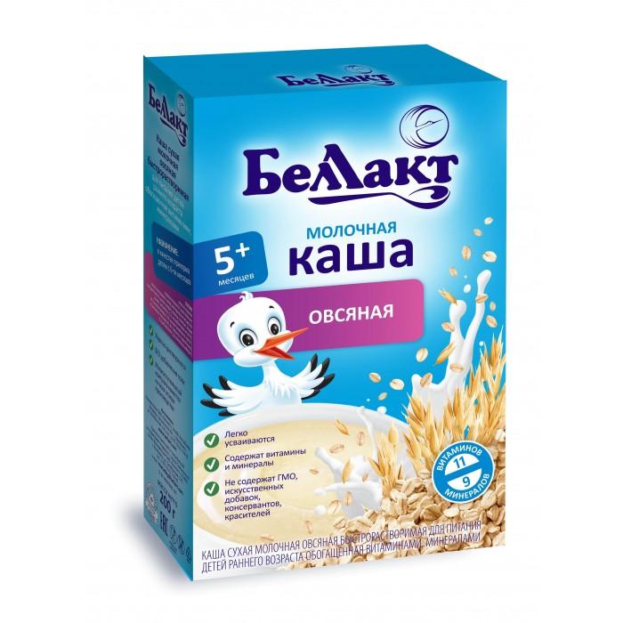 Беллакт Молочная Овсяная каша с 5 мес., 200 г