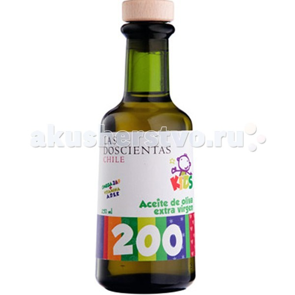 Las Doscientas Kids Детское оливковое масло 250 мл от Акушерство