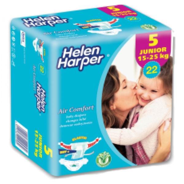 Helen Harper Подгузники Air comfort junior (15-25кг) 22 шт.