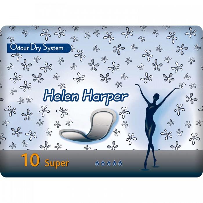 Helen Harper Прокладки послеродовые/урологичесике Супер L 10 шт.