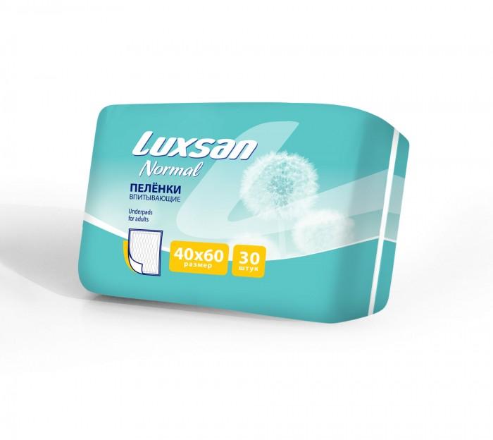 Luxsan Пеленки Basic/Normal 40х60 30 шт