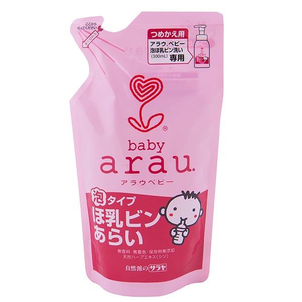Saraya Arau Baby Средство для мытья детской посуды 250 мл (наполнитель)