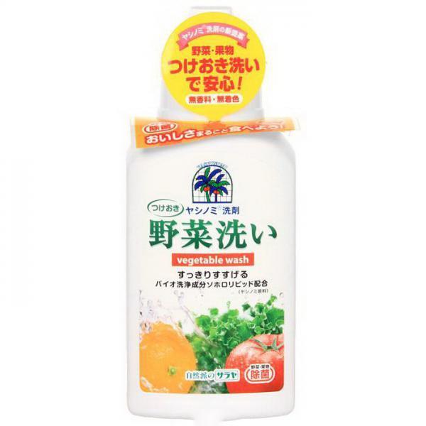 Моющие средства Saraya Yashinomi Гель для мытья овощей и фруктов 300 мл