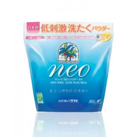 Моющие средства Saraya Yashinomi Стиральный порошок Neo 900 г