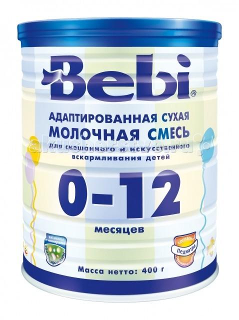 Bebi Молочная смесь 0-12 мес. 400 г