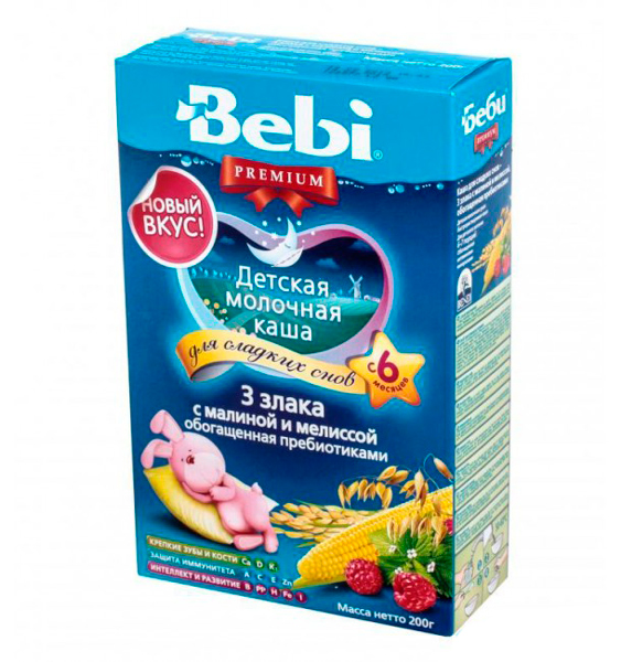 Bebi �������� ���� Premium ��� ������� ���� 3 ����� � ������� � �������� � 6 ���. 200 �