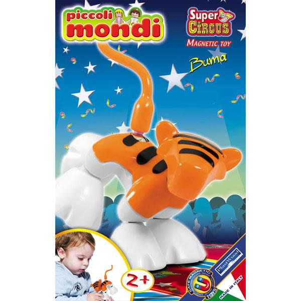 ����������� Plastwood Piccoli Mondi Super Tiger Buma