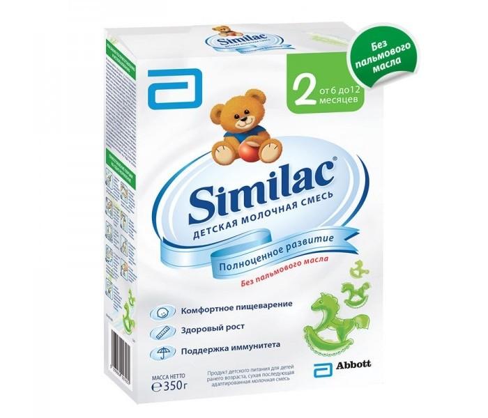 Similac �������� ����� 2 � 6-12 ���. 350 �