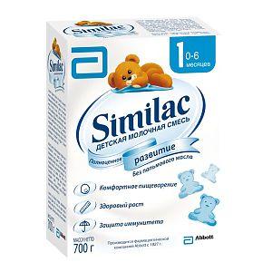 Similac �������� ����� 1 0-6 ���. 700 �