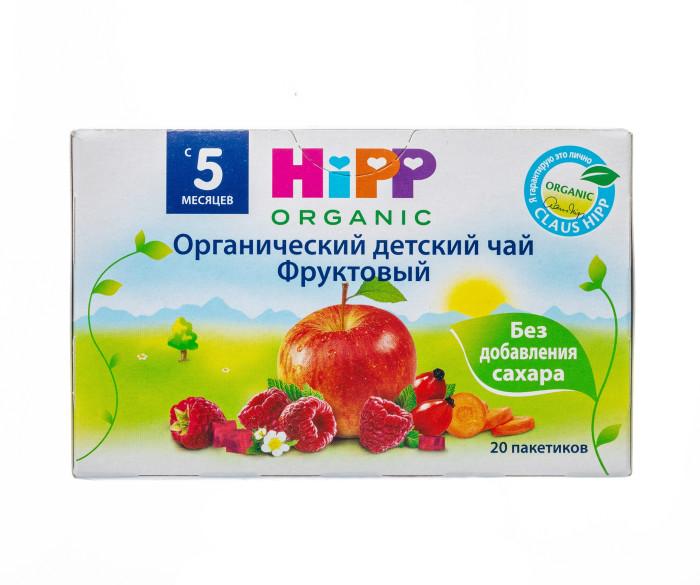 Чай Hipp Чай Фруктовый с 4 мес. 30 г х 20 пак.
