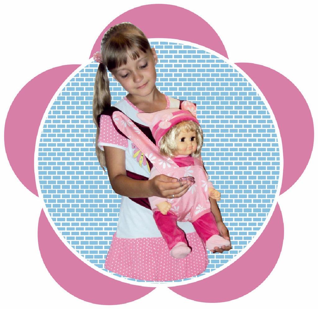 Фея Рюкзак-кенгуру для куклы КР-700