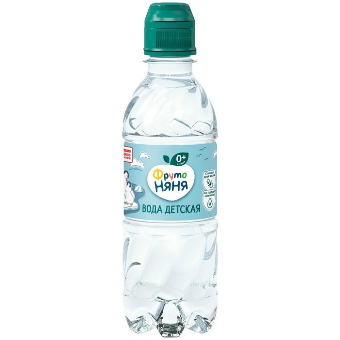 ФрутоНяня Вода детская питьевая с 0 мес. 0.33 л