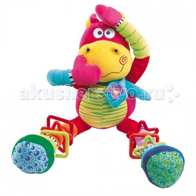 Подвесная игрушка Bebe Confort Танцующий бегемотик