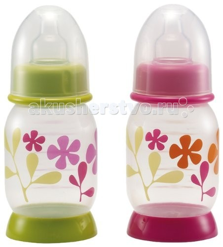 ��������� Beaba Feeding bottle Flowers 140 ��
