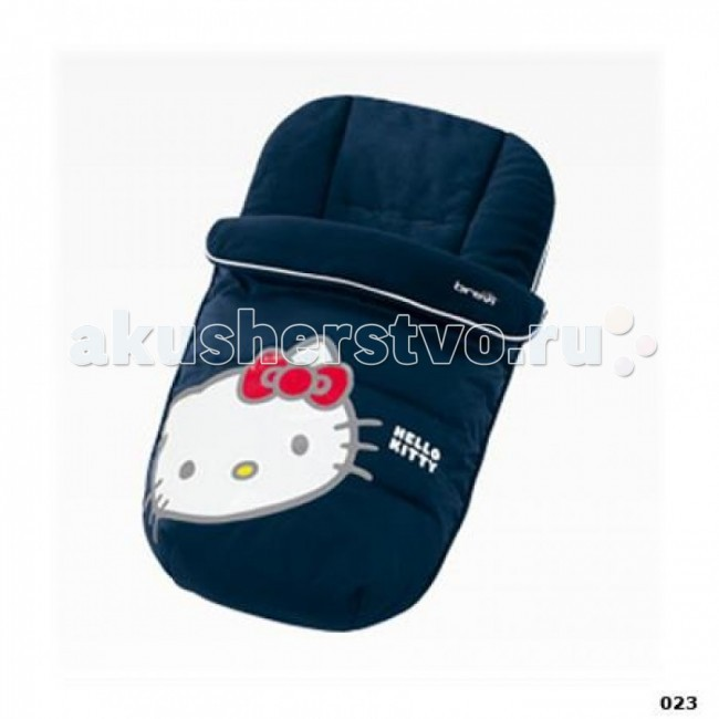 Демисезонный конверт Brevi Inuit Hello Kitty